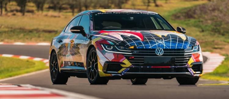 Volkswagen Art3on Arteon 12
