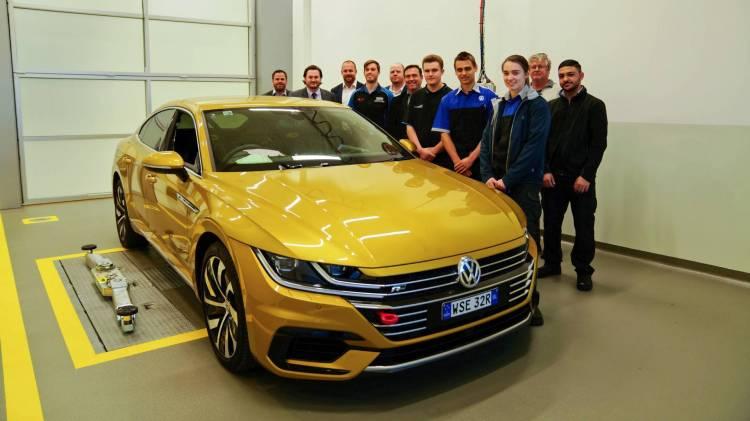 Volkswagen Art3on Arteon 1