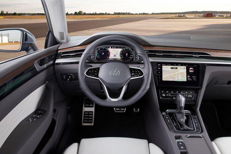 Volkswagen Arteon 2020 Interior Elegance 06