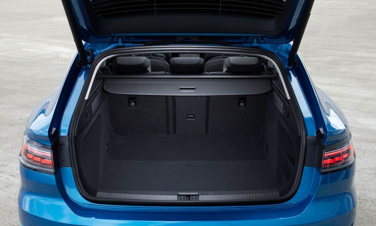 Volkswagen Arteon 2020 Interior Elegance 09
