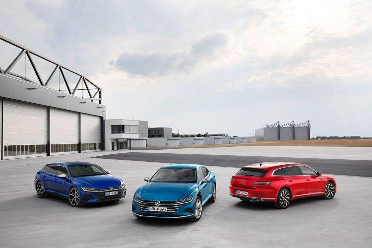 Volkswagen Arteon Gama 2020 10