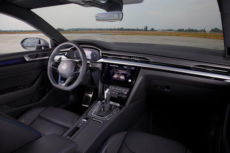 Volkswagen Arteon R 2020 Azul 12