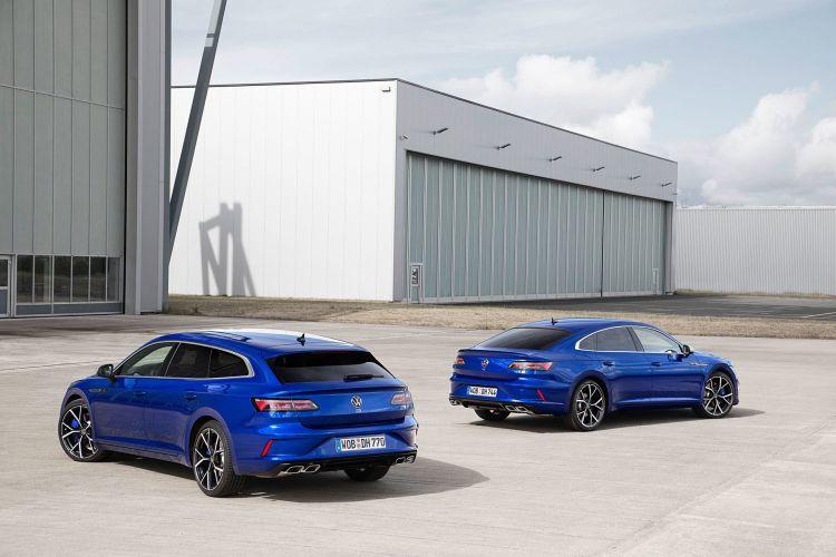 Volkswagen Arteon R 2020 Azul 17