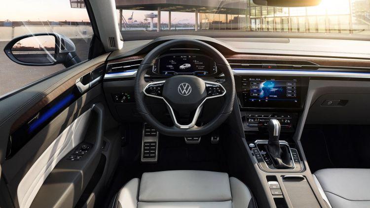 Volkswagen Arteon Shooting Brake 2020 Elegance Azul 17
