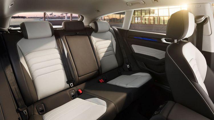 Volkswagen Arteon Shooting Brake 2020 Elegance Azul 19