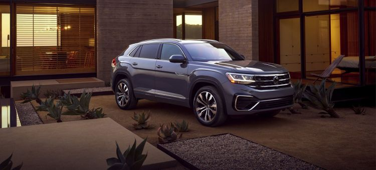 Volkswagen Atlas Cross Sport 2020 P