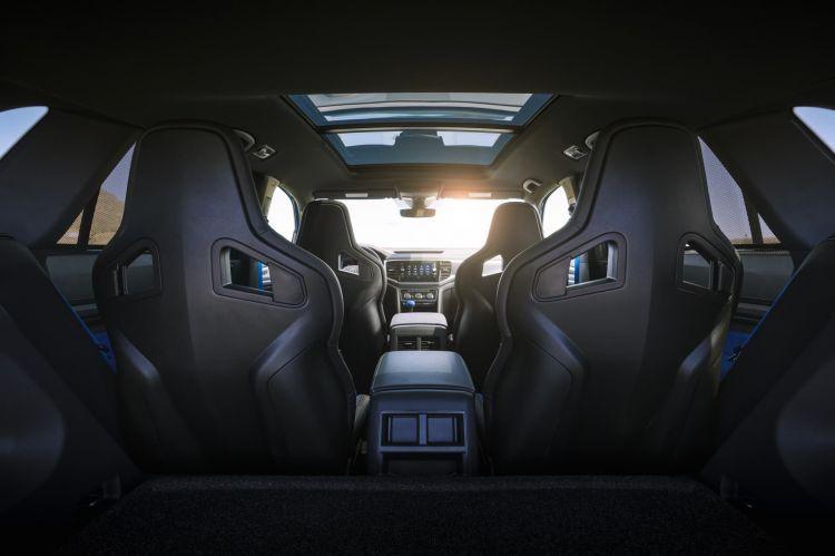 Volkswagen Atlas Cross Sport Gt Concept 0721 15 Interior
