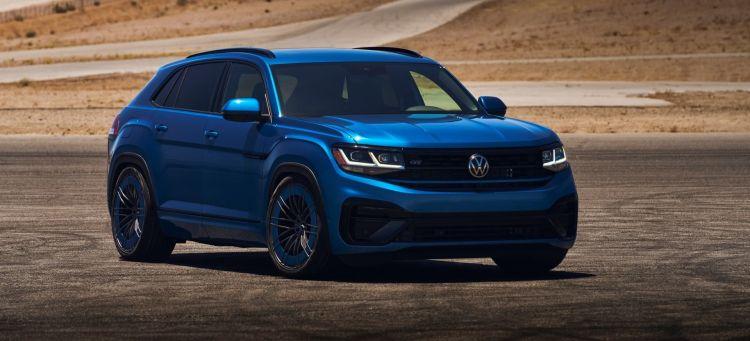 Volkswagen Atlas Cross Sport Gt Concept 0721 Portada