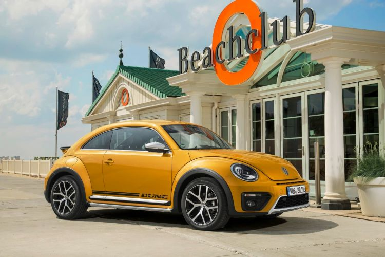 Volkswagen Beetle Beetle Dune 16