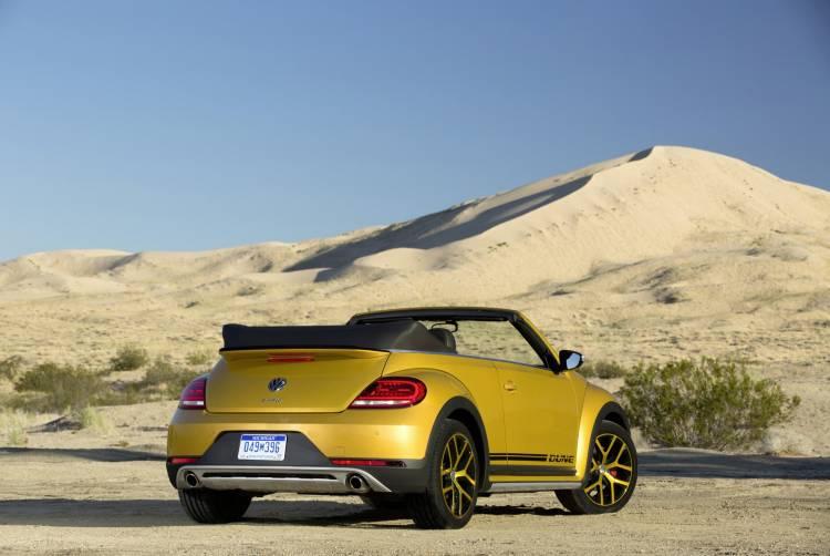 Volkswagen Beetle Beetle Dune 35