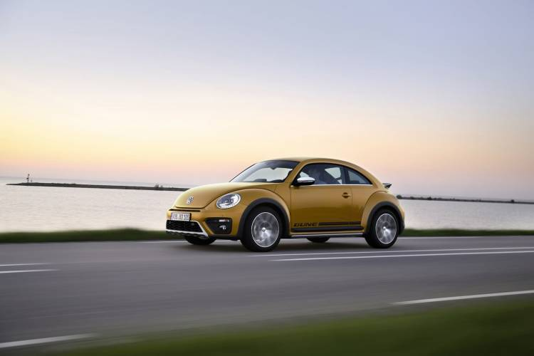 Volkswagen Beetle Beetle Dune