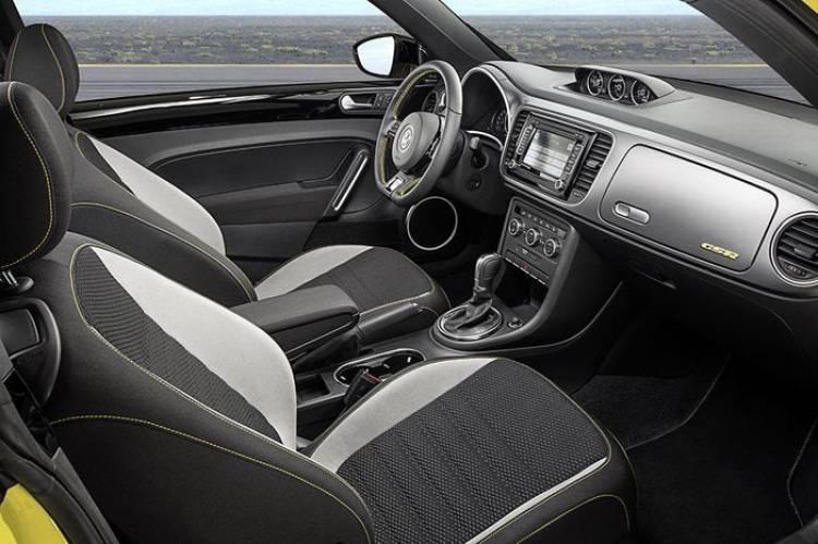 Volkswagen Beetle GSR, 3.500 unidades con 210 CV de potencia y un legado histórico