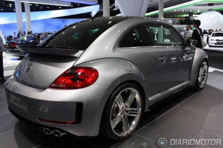 Volkswagen Beetle R Concept en Frankfurt 2011