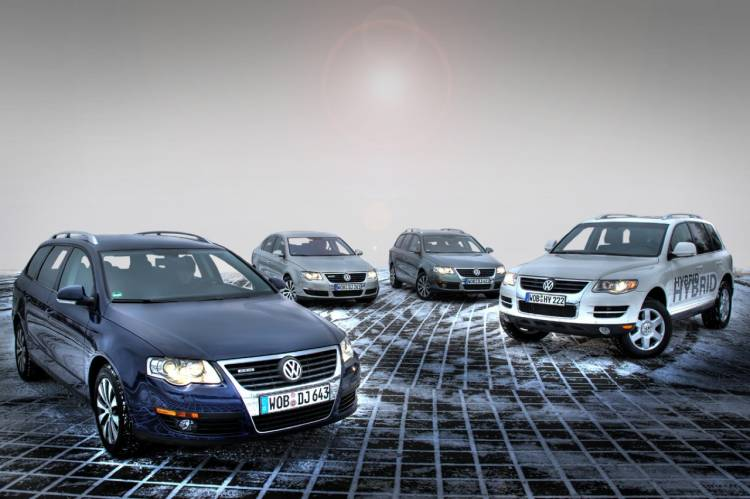 Volkswagen Bluemotion Technologies