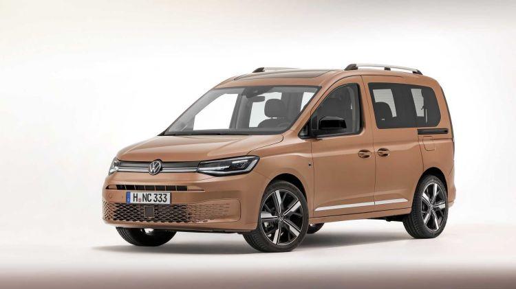 Volkswagen Caddy 2020 01
