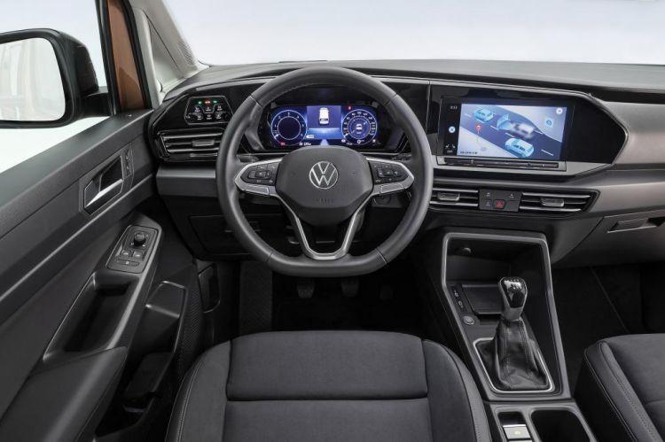 Volkswagen Caddy 2020 08