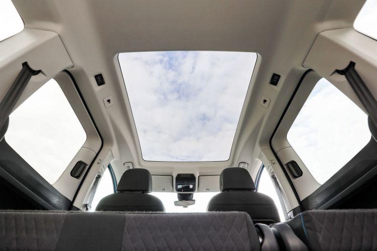 Volkswagen Caddy 2021 Prueba 1 Interior
