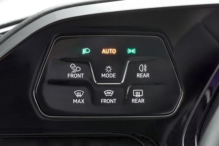 Volkswagen Caddy 2021 Prueba 11 Interior