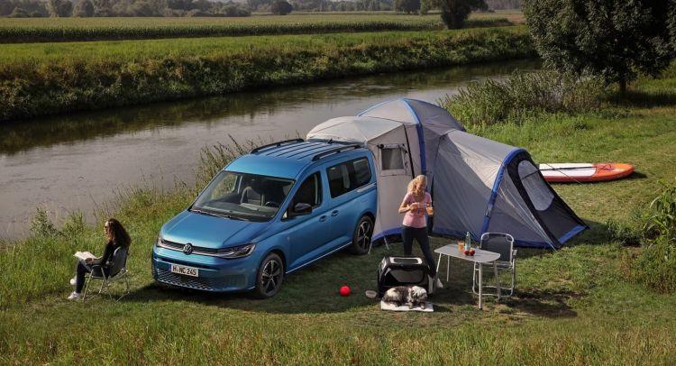 Volkswagen Caddy California 0820 002