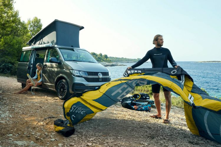 Volkswagen California Beach Cocina 2