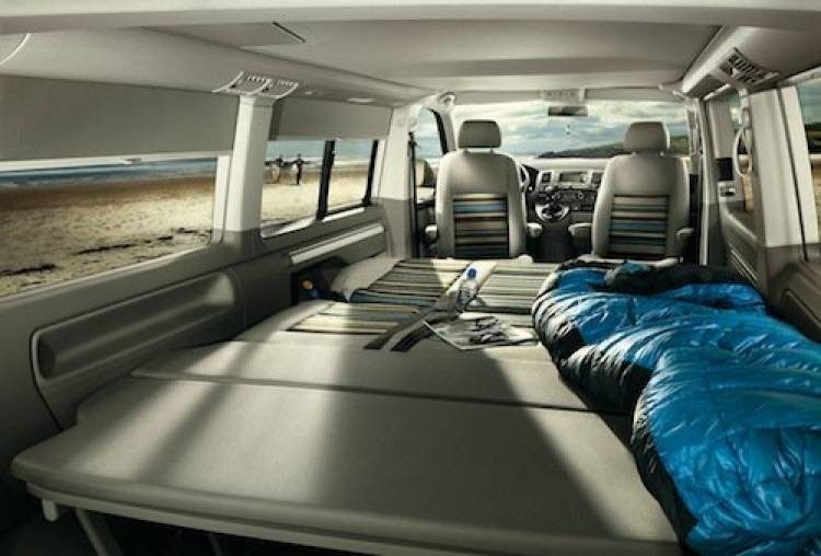 volkswagen california beach y comfortline diariomotor. Black Bedroom Furniture Sets. Home Design Ideas