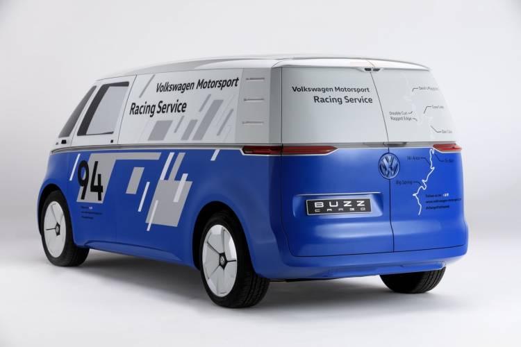 Volkswagen Coche Electrico I D Buzz Cargo 9094