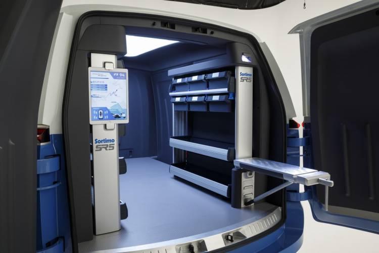 Volkswagen Coche Electrico I D Buzz Cargo 9095
