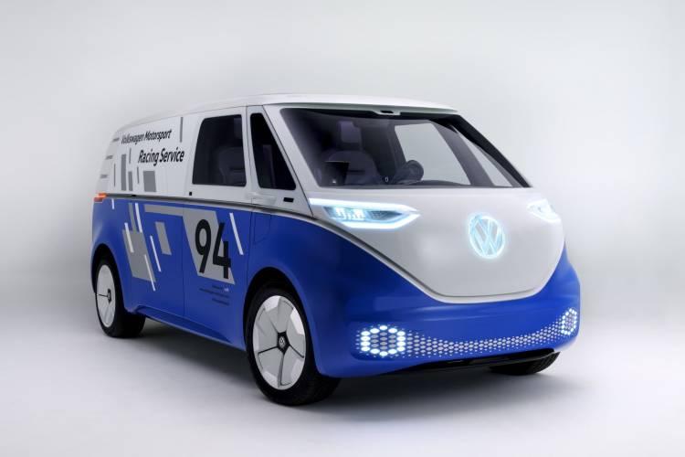Volkswagen Coche Electrico I D Buzz Cargo 9101