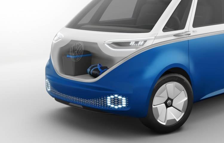 Volkswagen Coche Electrico I D Buzz Cargo 9103