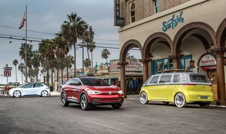Volkswagen Coches Electricos Prototipos
