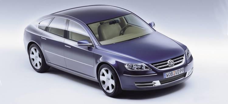 Volkswagen Concept D 1999 06