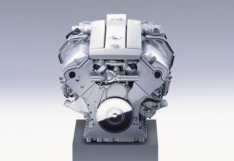 Volkswagen Concept D 1999 V10 Tdi Diesel