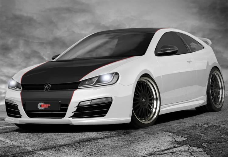 Volkswagen Corrado por Patrick Moczarsky