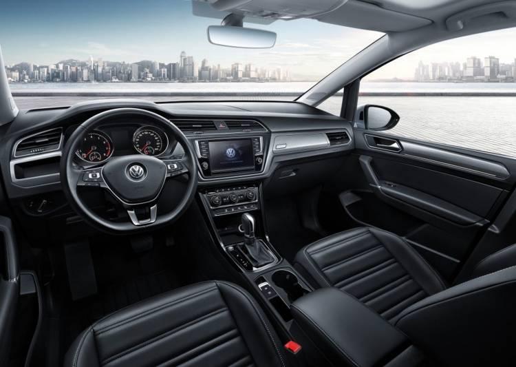 Volkswagen Cross Touran L China 1