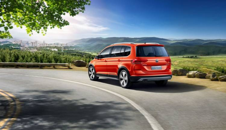Volkswagen Cross Touran L China 6