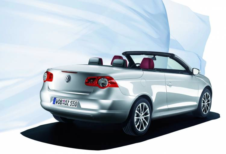 Paquete deportivo para el Volkswagen EOS