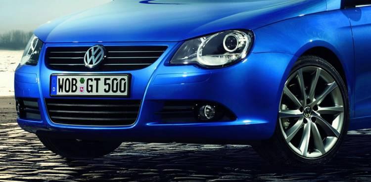 Volkswagen EOS GT Sport