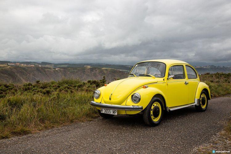 Volkswagen Escarabajo Clasico Prueba 1