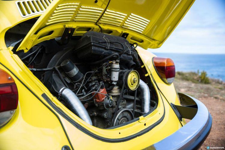 Volkswagen Escarabajo Clasico Prueba 12