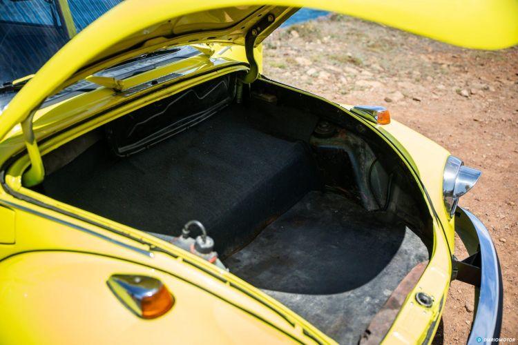 Volkswagen Escarabajo Clasico Prueba 16