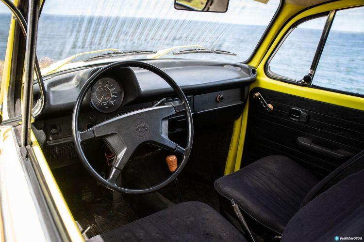 Volkswagen Escarabajo Clasico Prueba 8
