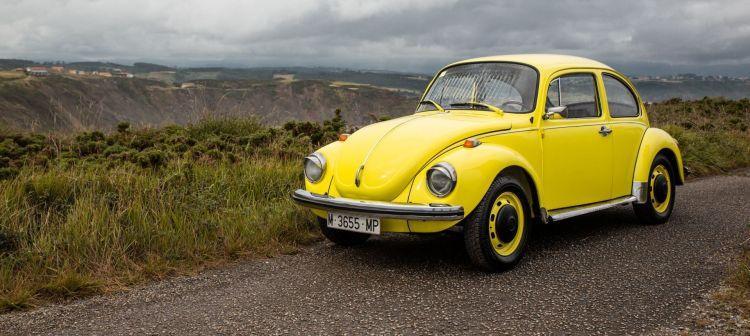 Volkswagen Escarabajo Clasico Prueba P