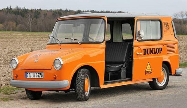 Volkswagen Fridolin Tipo 147 Historia 01