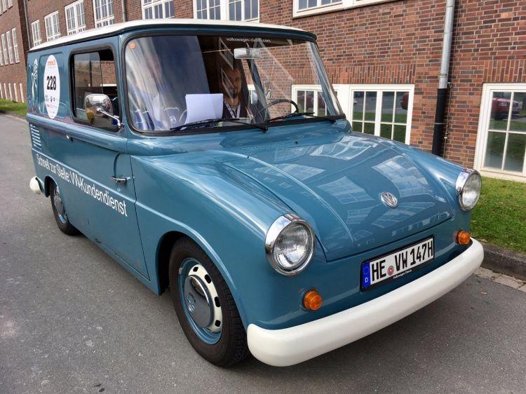 Volkswagen Fridolin Tipo 147 Historia 03