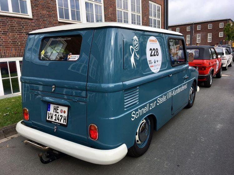 Volkswagen Fridolin Tipo 147 Historia 04