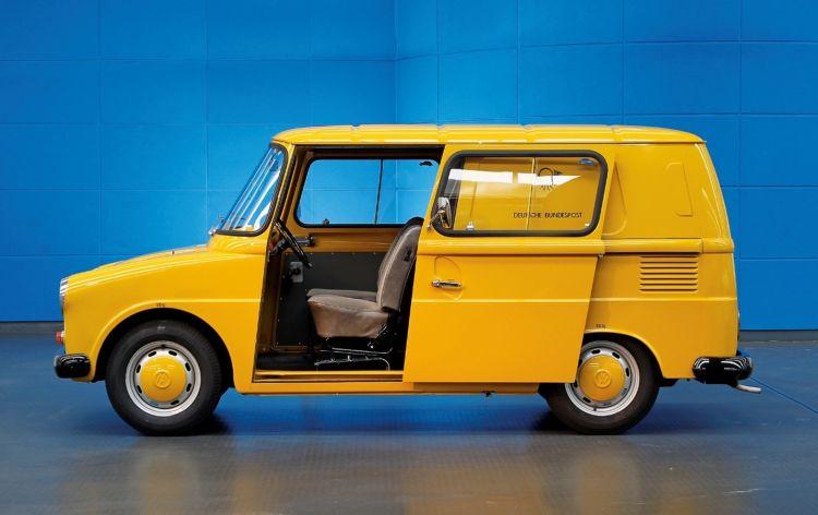Volkswagen Fridolin Tipo 147 Historia 05