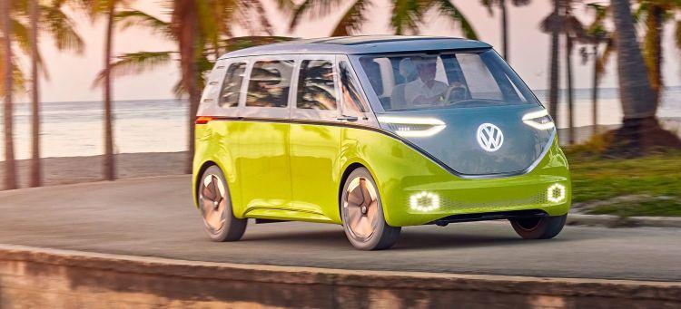 Volkswagen Furgoneta Electrica Ford 02