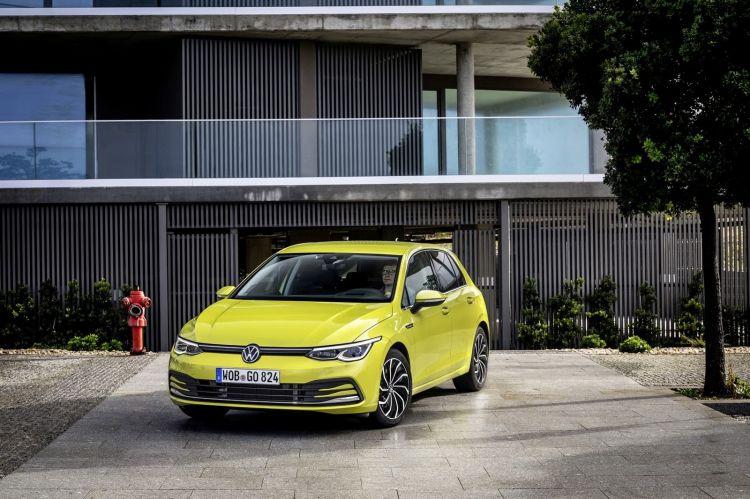Volkswagen Golf 2020 1219 199