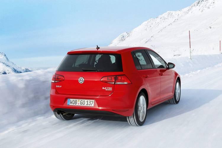Volkswagen Golf 4Motion: en España desde 28.960 euros