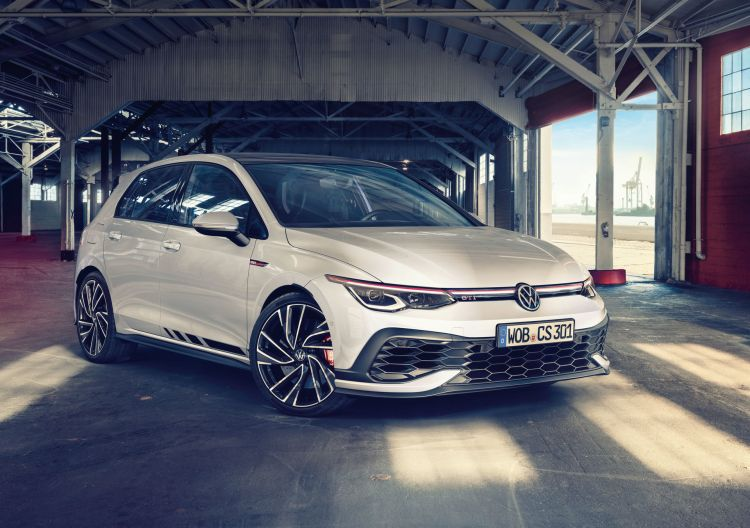 Volkswagen Golf 8 Gti Clubsport 2021 1